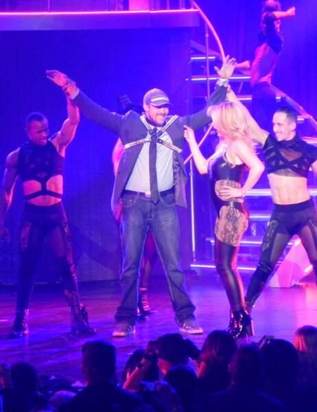 Attention, tu vas te prendre une fessée à la Britney !