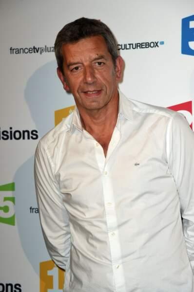 Michel Cymes (Frane 5) à la 1ère place avec 30,9%