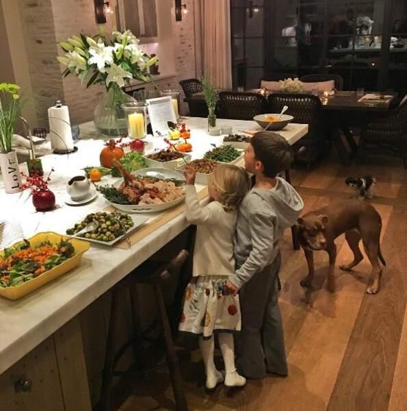 Les enfants de Gwyneth Paltrow s'impatientent