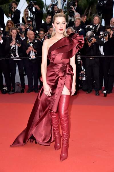 Cannes 2019 - Amber Heard