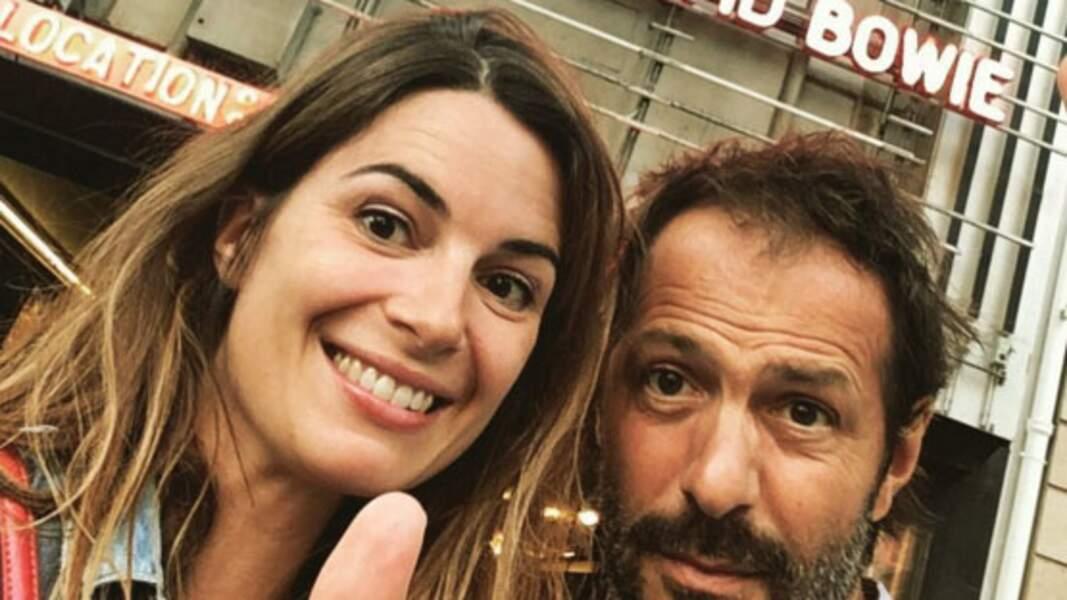 Juliette Chêne et Jean-Charles Chagachbanian (Juliette Frémont et Franck Ruiz)
