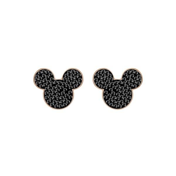 Boucles d'oreilles Mickey, Swarovski, 69€
