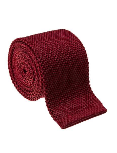 Cravate, 75€ (Alain Figaret).