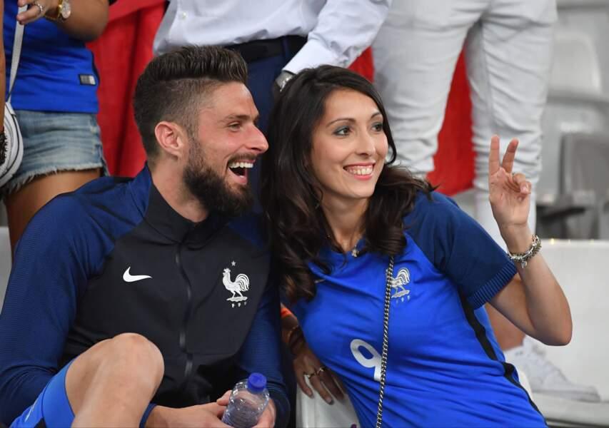 Jennifer Giroud, l'épouse d'Olivier Giroud