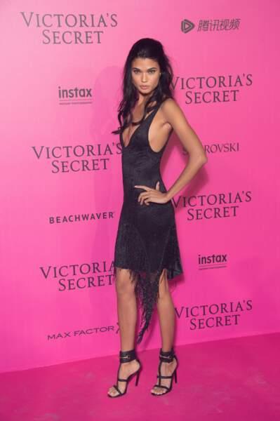 Défilé Victoria's Secret : Daniela Braga