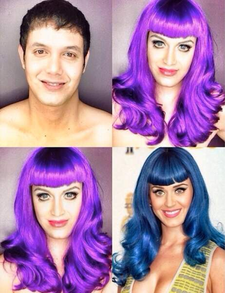 Paolo Ballesteros en Katy Perry