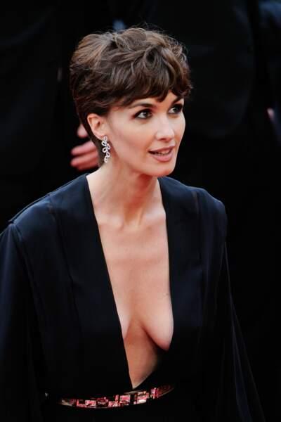 Cannes 2016: Un des seins de Paz Vega était à deux doigts de se faire la malle