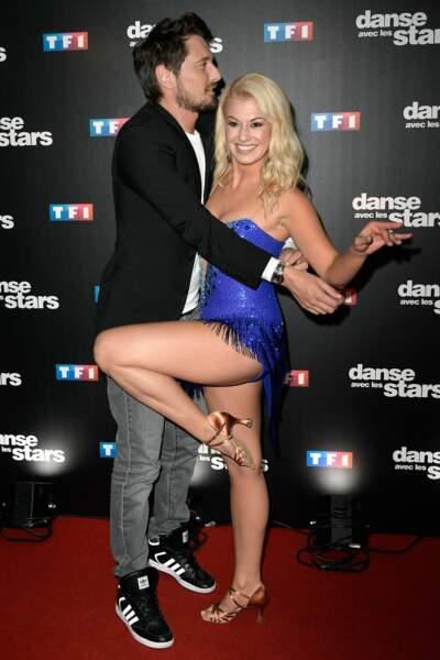 Danse avec les stars 8 - Gros problème de coordination main-tête-jambe pour l'ancien présentateur de DALS