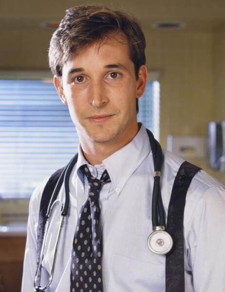 Noah Wyle était l'interne John Carter, avant de devenir médecin au fil des saisons