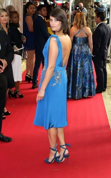 Gemma Arterton aux Glamour Awards