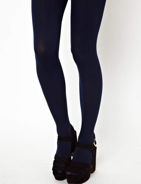 Collants opaques Asos : 8,53€