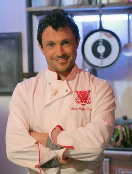 Willy Rovelli, le cuisinier du Fort