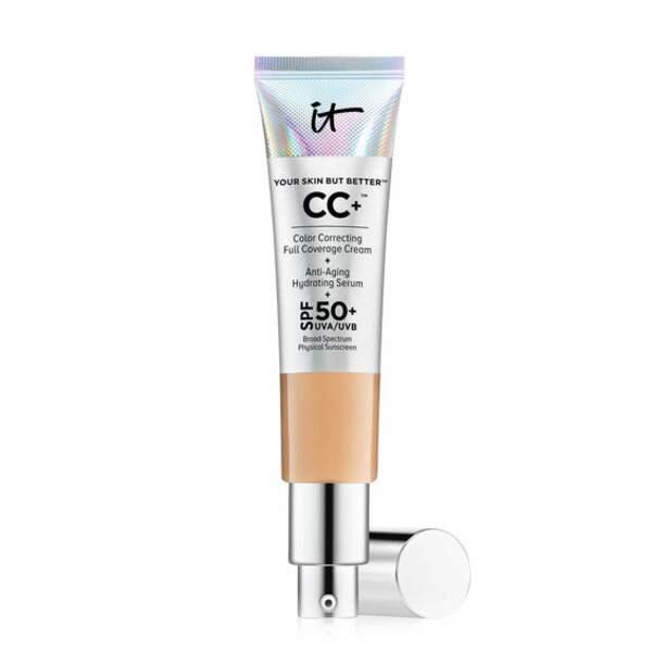 CC+ Cream, It Cosmetics, 39 euros
