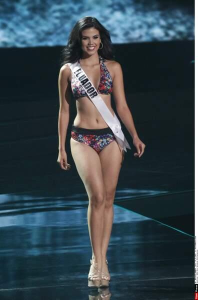 Miss Equateur, Francesca Keyko Cipriani