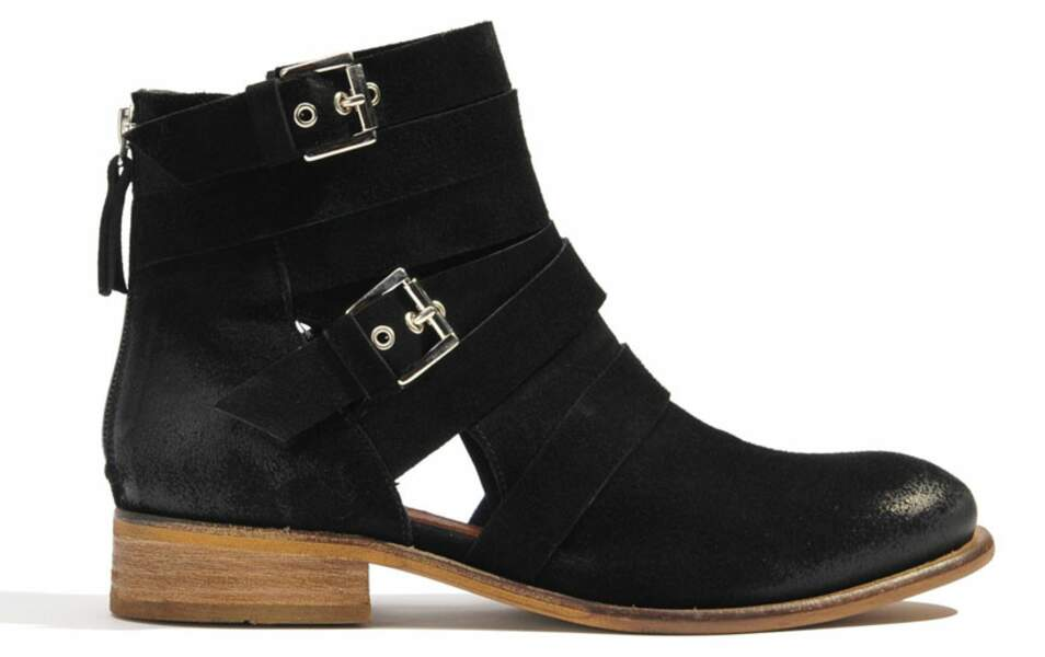 Boots Sarenza soldées 83,40€