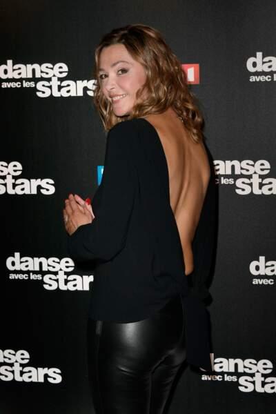 Danse avec les stars 8 - Sandrine Quétier avait osé le décolleté de dos