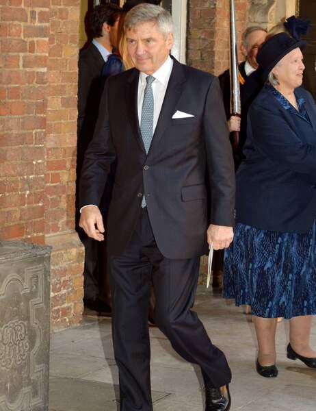 Michael Middleton, le papa de Kate