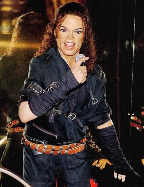 Michael Jackson au Madame Tussauds de Londres