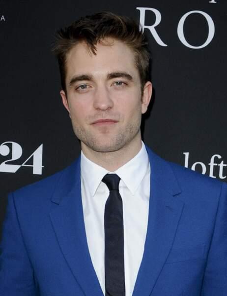 Robert Pattinson aujourd'hui <3