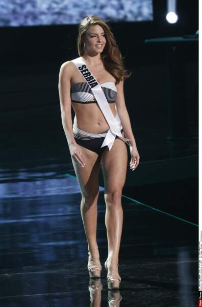 Miss Serbie, Dasa Radosavljevic