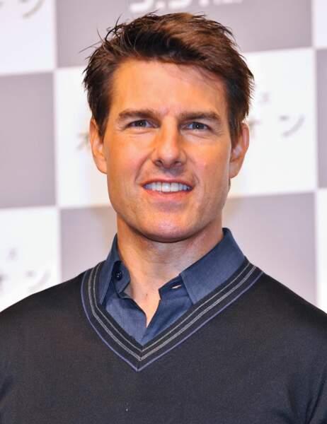 ...et le même Tom Cruise dix ans plus tard (si, si )