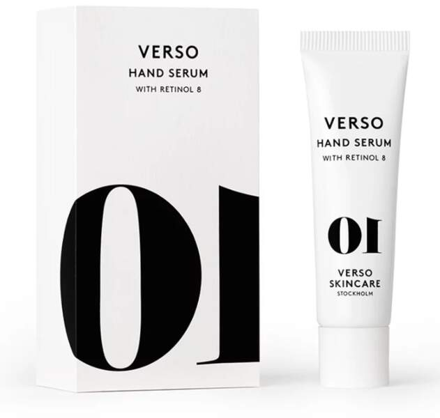 Hand Serum, Recto sur Feelunique.com, 57€