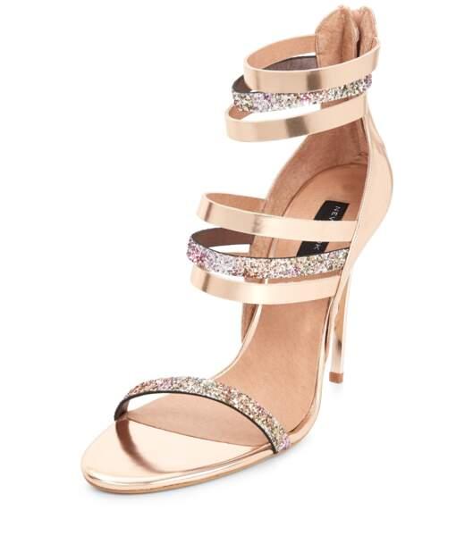 Sandales New Look - 24,99 €