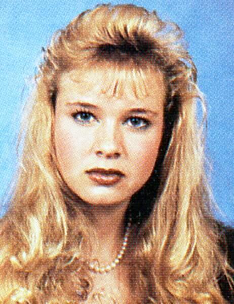 Pour le plaisir. Renée Zellweger en 1987