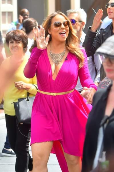 Coucou les p'tits loulous, c'est Mariah