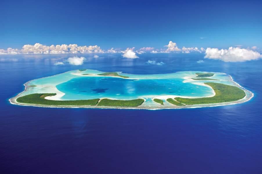 Tetiaroa, l'île de Marlon Brando, en Polynésie française