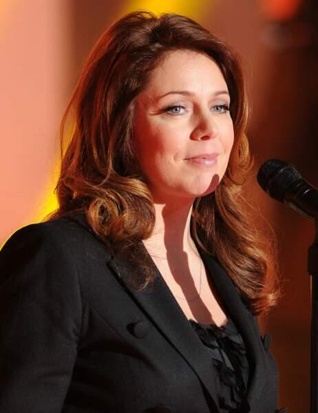 Au Canada, Isabelle Boulay vient de rejoindre le jury de la saison 2
