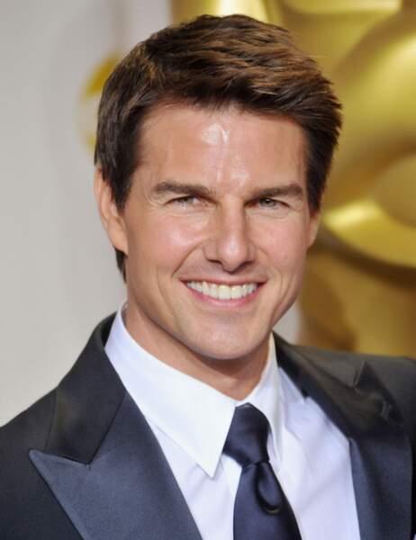 Tom Cruise aujourd'hui...