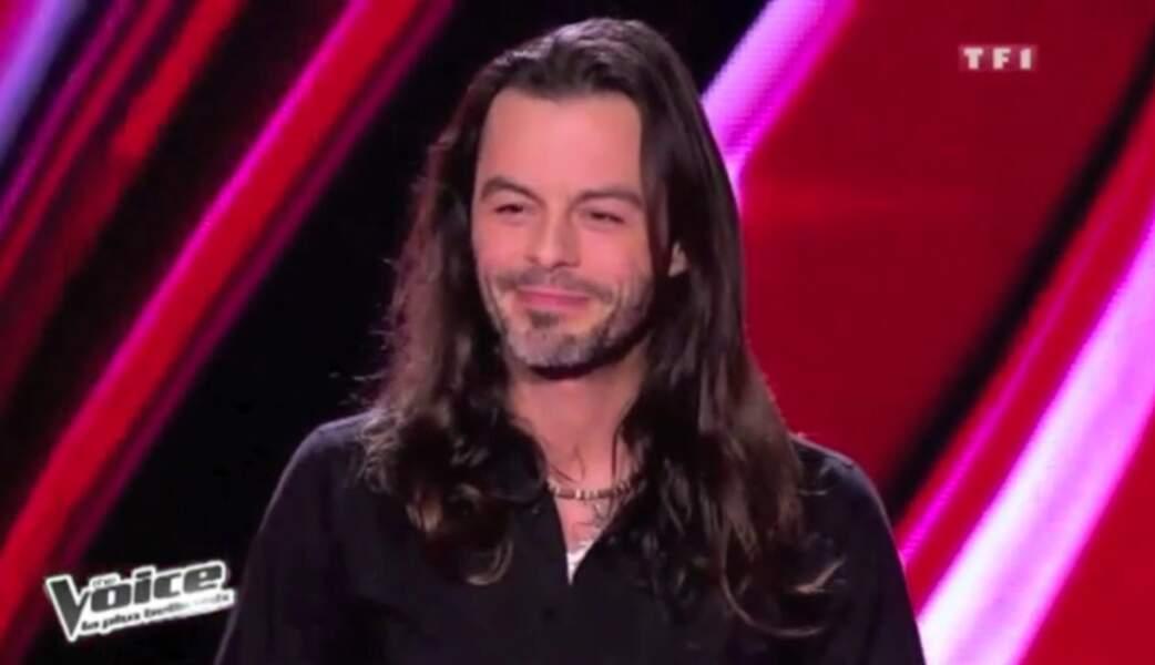 Nuno Resende avait enflammé la comédie musicale Adam et Eve avant The Voice