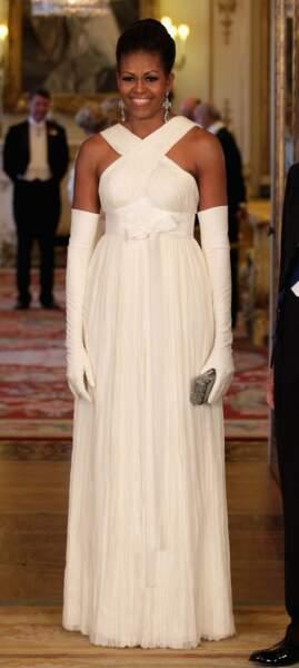Michelle Obama en Tom Ford