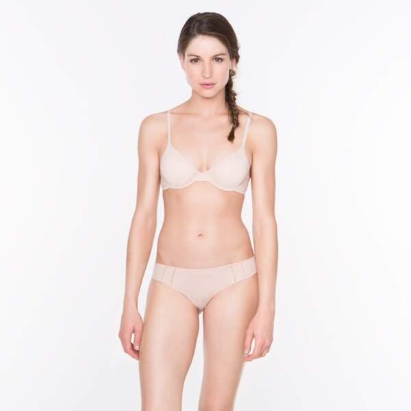 Soutien-gorge nude Princesse Tam Tam - 17,50 €