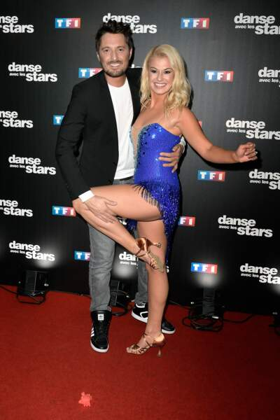 Danse avec les stars 8 - Vincent Cerrutti et l'iconique Katrina Patchett