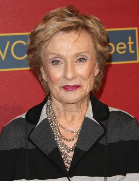 ... était interprétée par Cloris Leachman