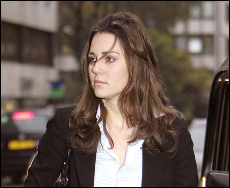 Kate Middleton en 2006