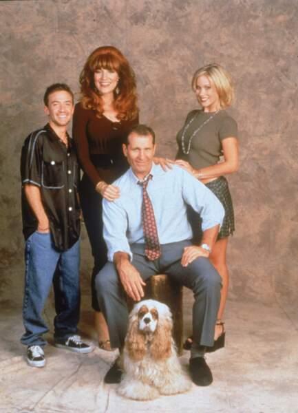 À quoi ressemblent les stars des séries télé des années 90 - Mariés 2 enfants