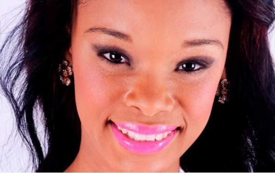 Miss Suriname Rachel De La Fuente, 20 ans, 1m68