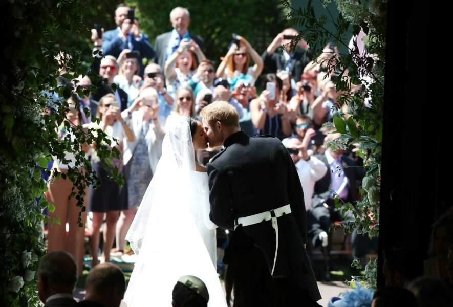 Revivez avec nous le mariage du prince Harry et Meghan Markle