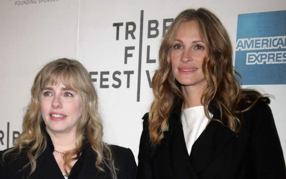Julia Roberts et sa soeur Lisa