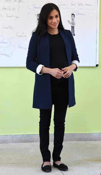 Meghan Markle maman : retour sur ses plus beaux looks de femme enceinte