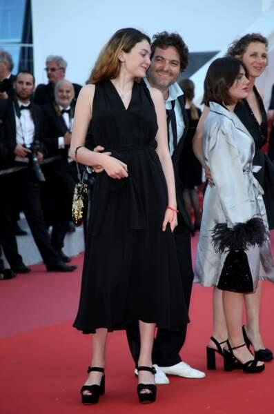 Matthieu Chedid à Cannes : sa fille Billie est son portrait craché