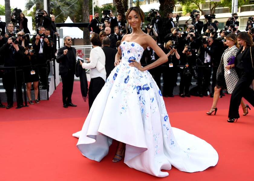 Cannes 2016: Jourdan Dunn en Ralph and Russo