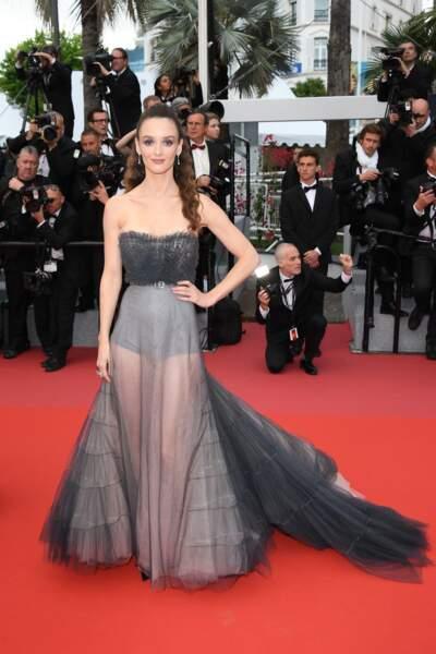 Cannes 2018 - Kristen Stewart envoie valser la bienséance - Charlotte Le Bon
