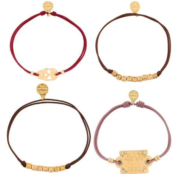 Sélection de bracelets Gas Bijoux