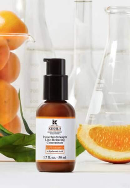 Serum anti-âge à l'extrait d'orange, Kiehl's, 62€ 50ml