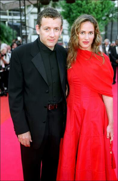 Dany Boon et Judith Godrèche en couple de 1998 à 2002