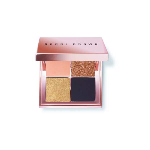 Beach Glow Sun Kissed, Gold Eye Palette, 50€ Bobbi Brown en édition limitée